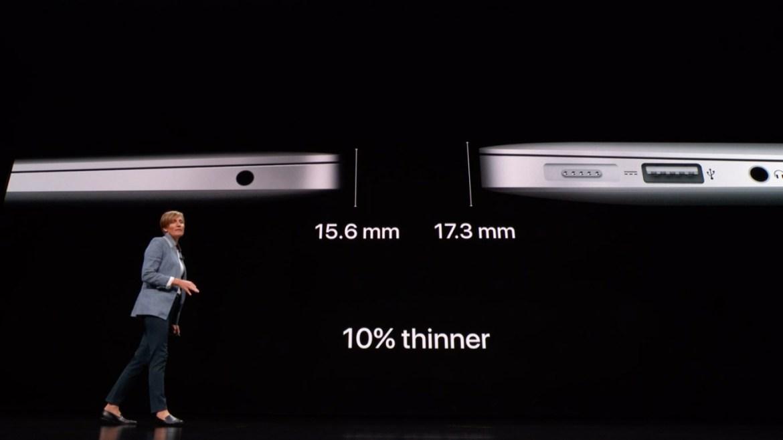 apple macbook air 2018 size 1 - Macbook Air vs Macbook Pro: a chi conviene ciascun modello e consigli