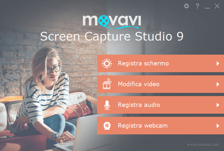 Movavi - Recensione del software Movavi Screen Capture Studio 9