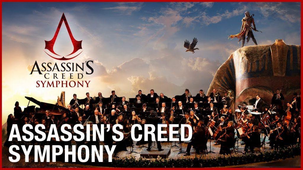assassins creed Symphony 1024x576 - E3 2019: tutti gli annunci di Ubisoft