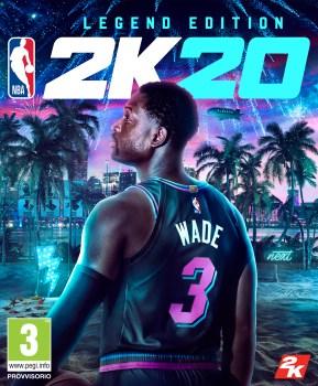 2KSWIN NBA2K20 LE AG FOB ITA - NBA 2K20, Anthony Davis e Dwyane Wade saranno gli atleti di copertina di quest'anno