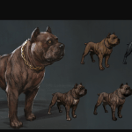 Definitive Art Gallery Concept Art Character Rosie e1571649029336 - The Walking Dead: The Telltale Definitive Series si mostra nel nuovo trailer