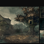 Definitive Gallery Concept Art Clem s House e1571649011742 - The Walking Dead: The Telltale Definitive Series si mostra nel nuovo trailer