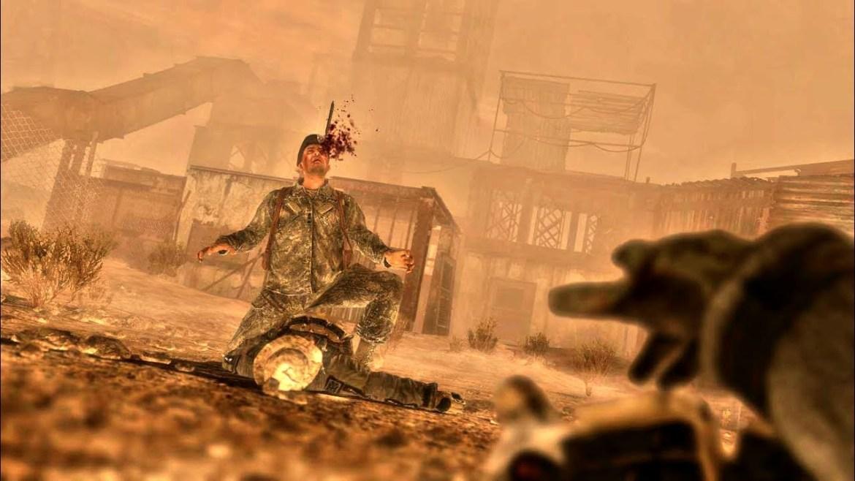 Modern Warfare 2 end