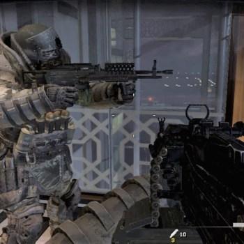 Modern Warfare3 Juggernaut