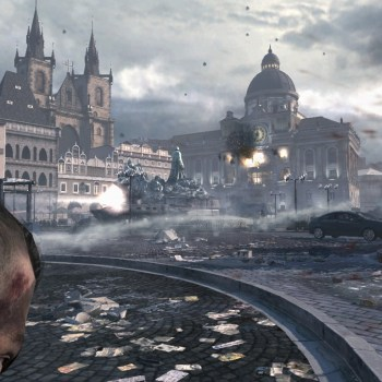 Modern Warfare 3 Praga
