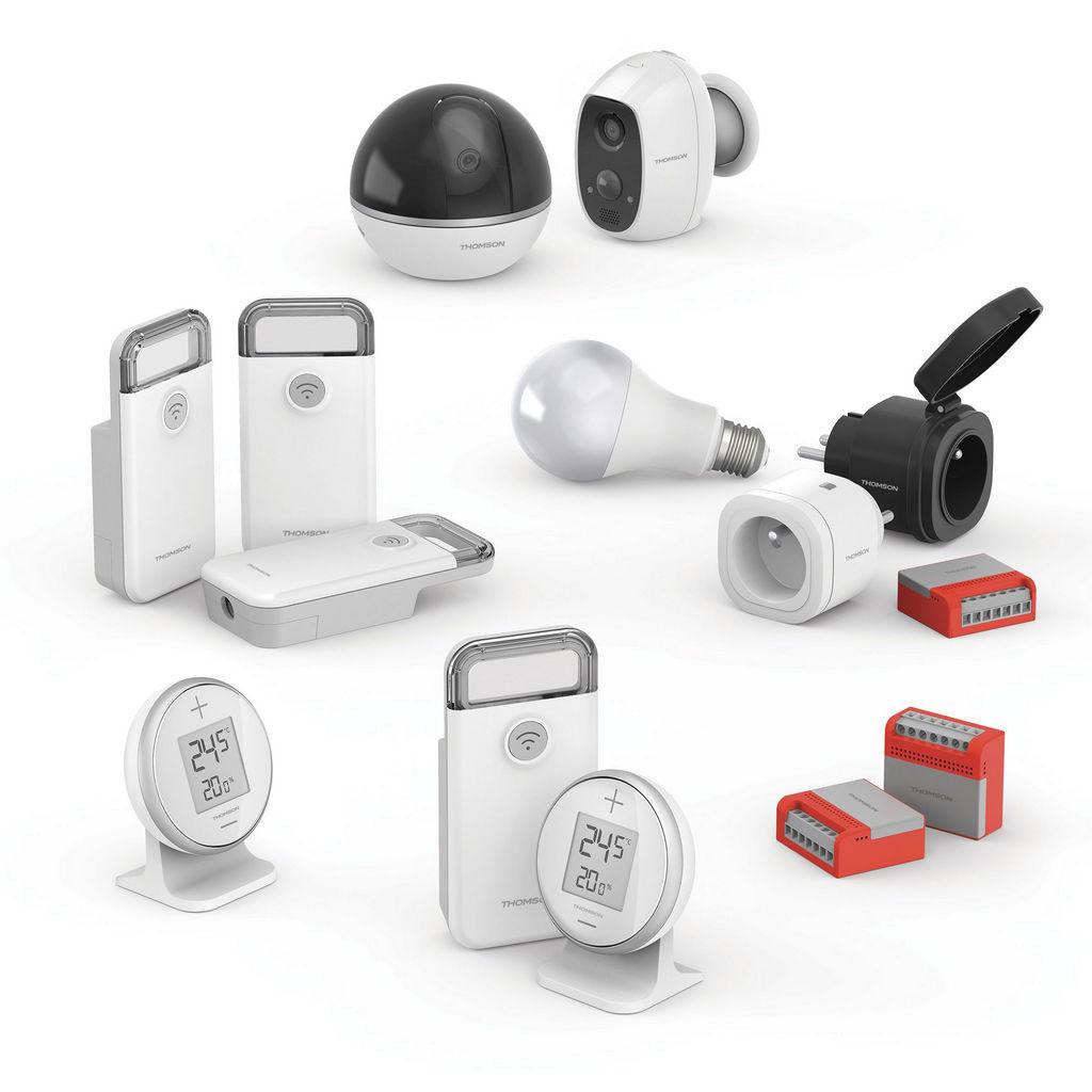 At home gamme globale1 002 - Smart Home Italia presenta le nuove proposte per la videosorveglianza