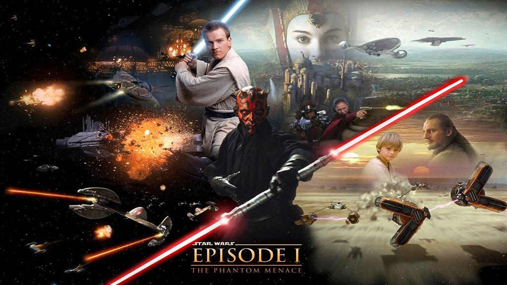Star Wars La Minaccia Fantasma