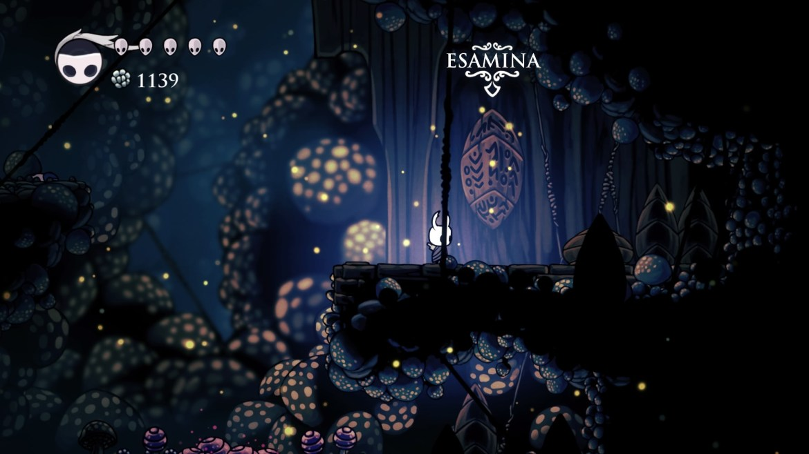 Hollow Knight 20200116000740 - Hollow Knight, guida e lore: Caverne Fungine II