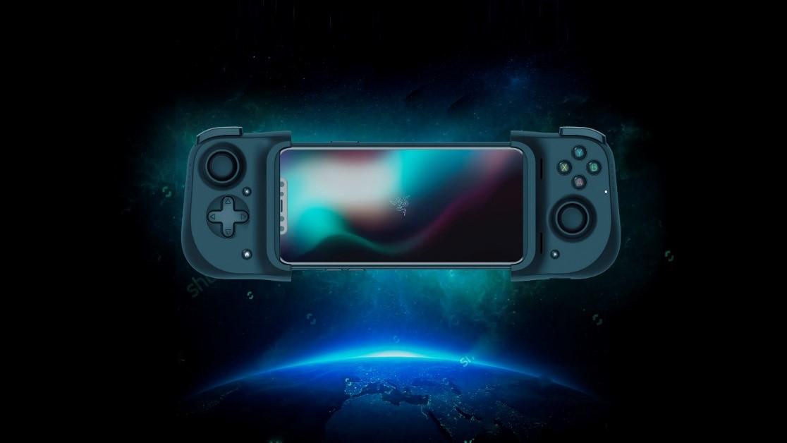 Razer Kishi - CES 2020, Razer punta tutto su PC e gaming mobile