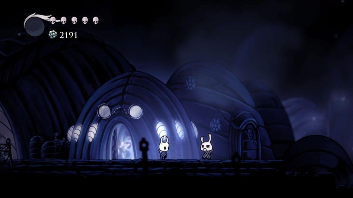 Hollow Knight Zote