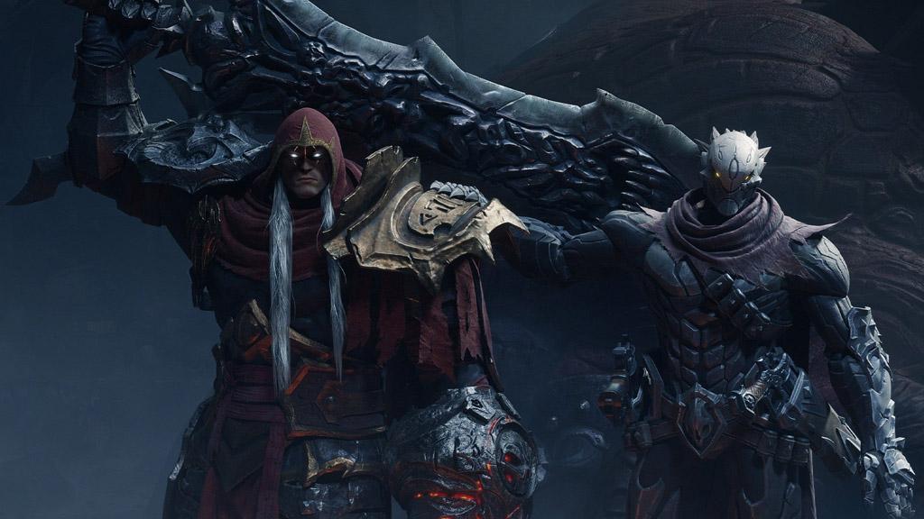 Darksiders Genesis protagonisti