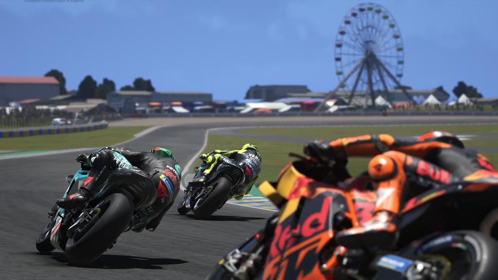 motogp 20 wheel - Milestone e Dorna tornano in pista con MotoGP 20, il 23 aprile