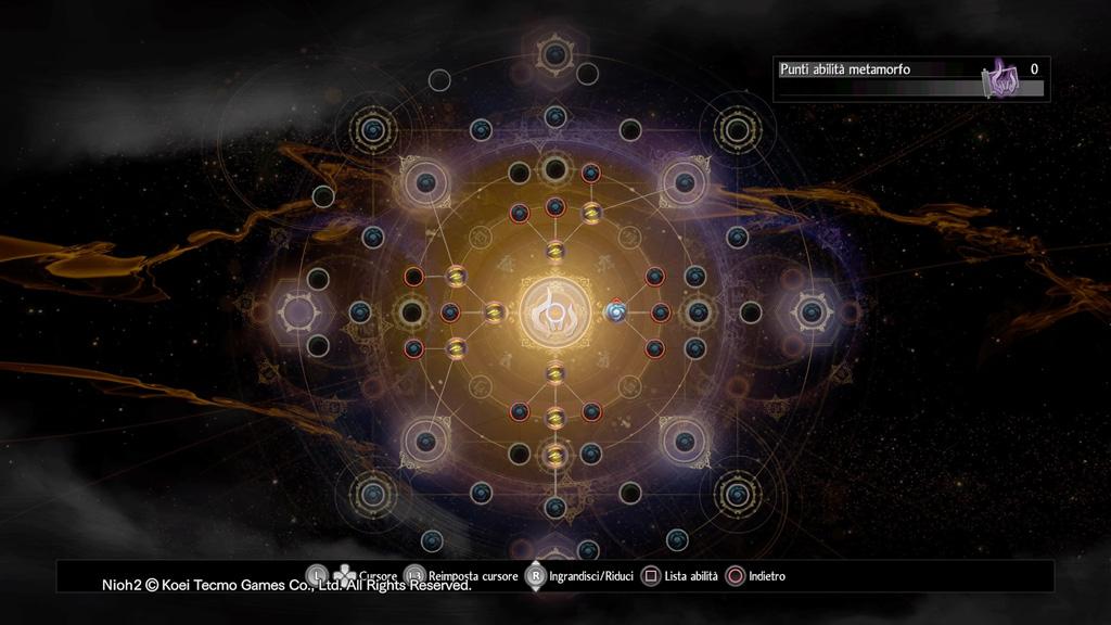 nioh 2 albero abilita metamorfo - Nioh 2 Guida - Quali sono le migliori abilità del gioco