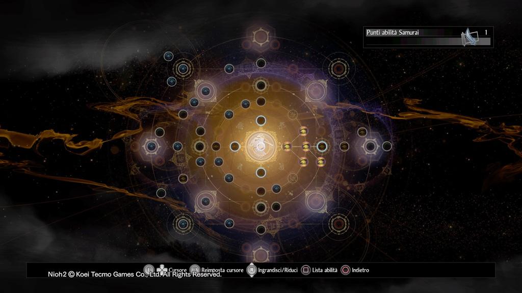 nioh 2 albero abilita samurai - Nioh 2 Guida - Quali sono le migliori abilità del gioco