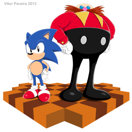sonic_and_dr__robotnik_by_shadowbito-d68wvao