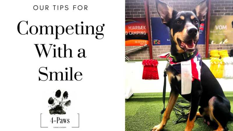 Our tips for competing with a smile