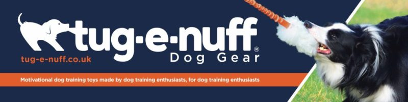 keeping your dog motivated and focused with the right toys! Get them from Tug-E-Nuff
