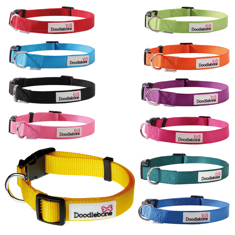 Alle Farbvariationen Bold Halsband von Doodlebone®