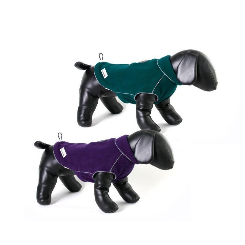 Beide Farben der Fleecy Fleecejacke von Doodlebone®