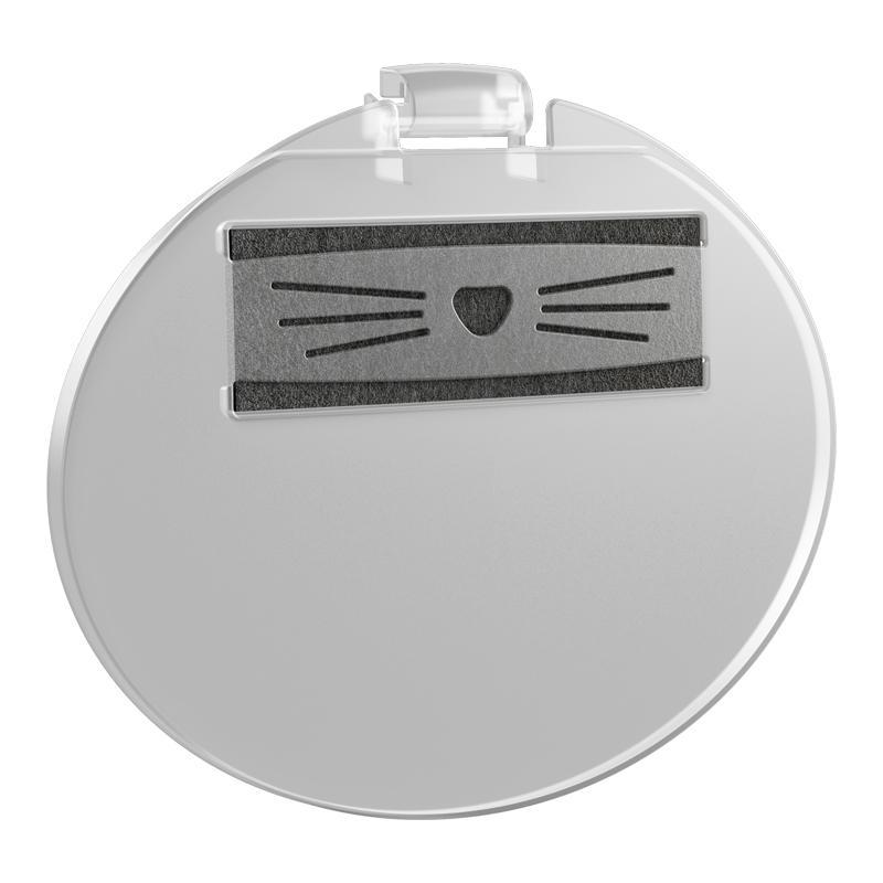 Transparente Katzenklappe Bella von Rotho MyPet