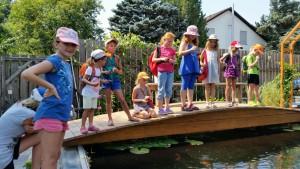 Ehrenamtliches Ferienprogramm in Adelzhausen