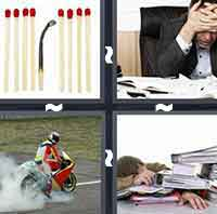 4 Pics 1 Word Answers 7 Letters
