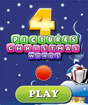 Christmas Words Answers 4 Pics 1 Word Daily Puzzle Answers