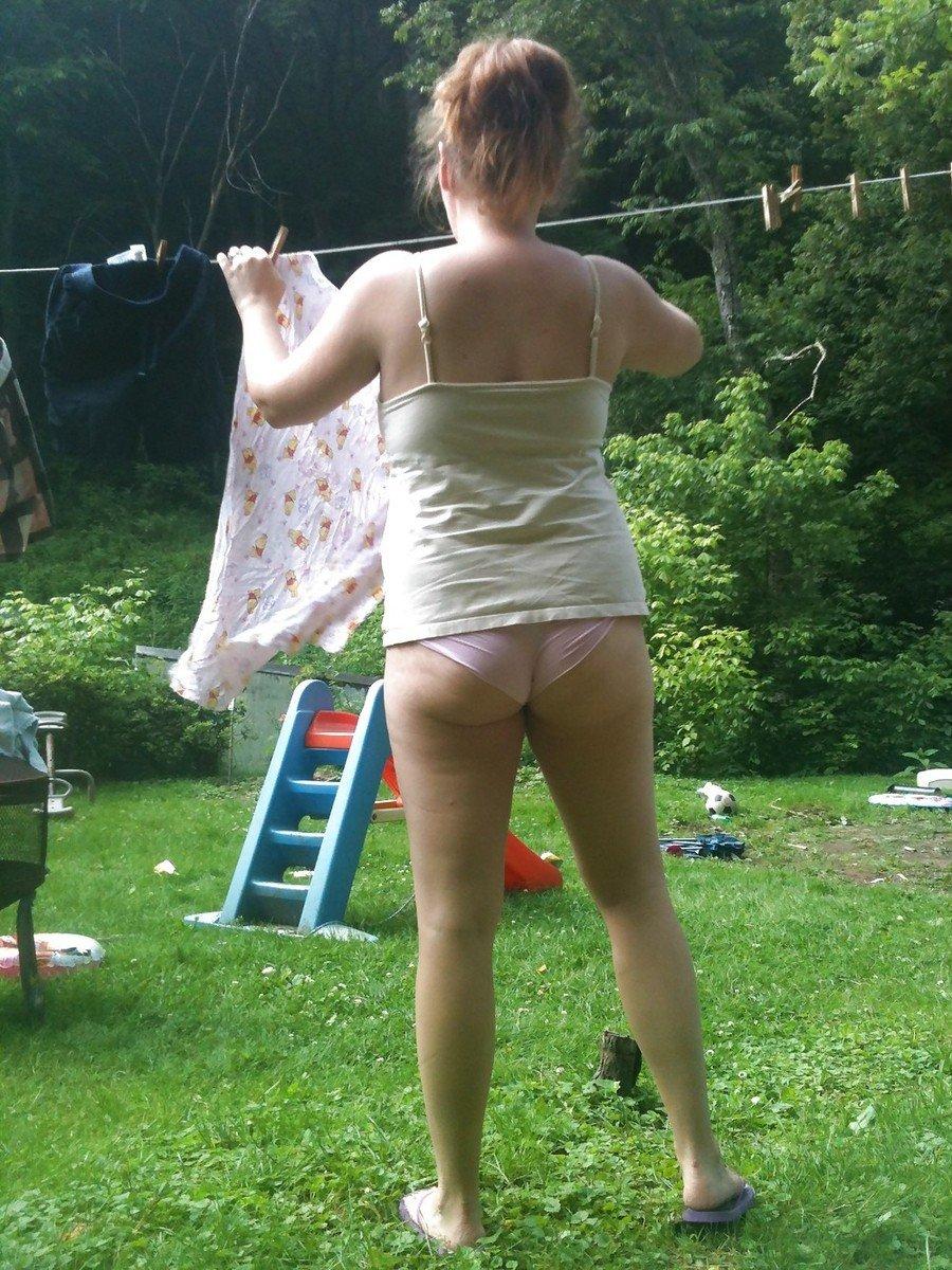 Sans Culotte Dans Le Jardin : culotte, jardin, Femme, Culotte, Jardin, 4plaisir.com