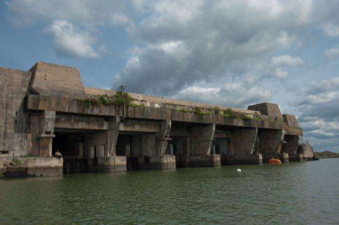 Basis für Unterseeboote