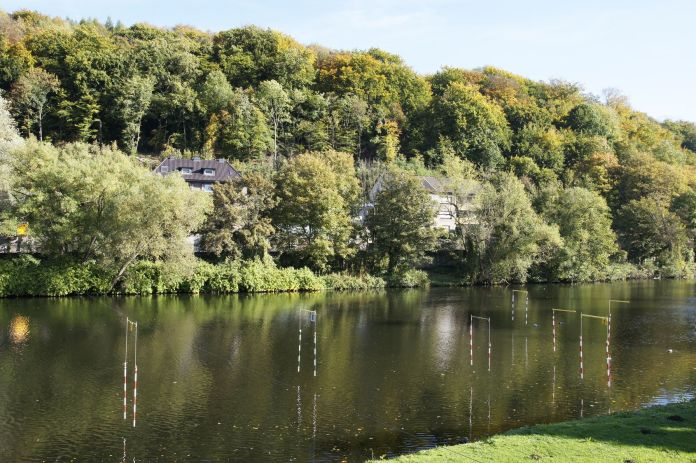 Kanu-Wildwasserstrecke in Hohenlimburg