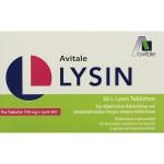 Avitale L-Lysin 750 mg Tabletten, 30 Stück, 1er Pack