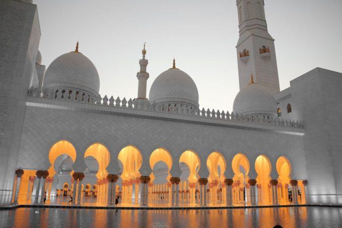 Weiße Moschee