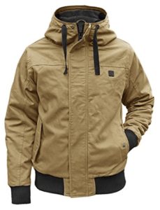 Brandit Winterjacke Grizzly mit Futter Hooded Parka