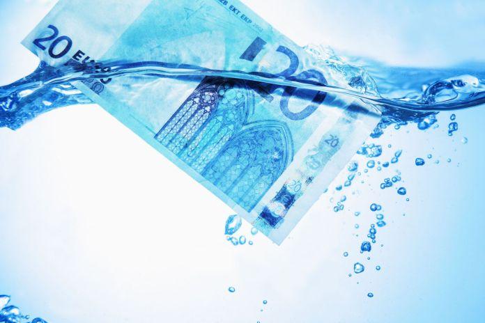 20-Euro ertrinkt