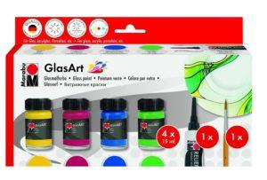 Marabu 130200088 - Glas Art Starter Set
