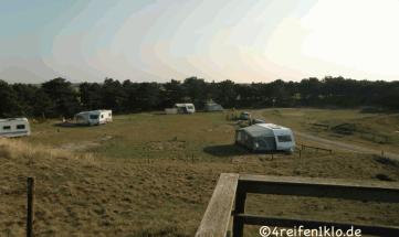 texel-loodsmansduin camping-campingplatz
