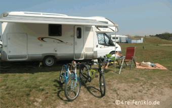texel-loodsmansduin camping-stellplatz
