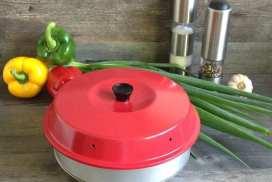 Omnia-Backofen ideal zum kochen unterwegs