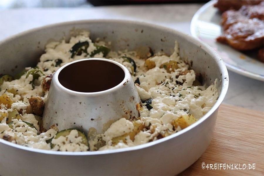 Ruck-Zuck-Gemüse ist schnell im Omnia-Backofen zubereitet