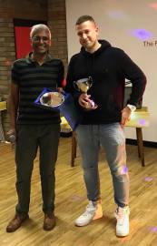 Simon Millward Cup Winner, Bhim Lal Shield Winner