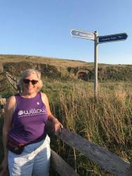 Challenge 11 - IOW Coastal Path - 70 miles - 26th August 2017