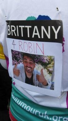 Brit running 4Robin