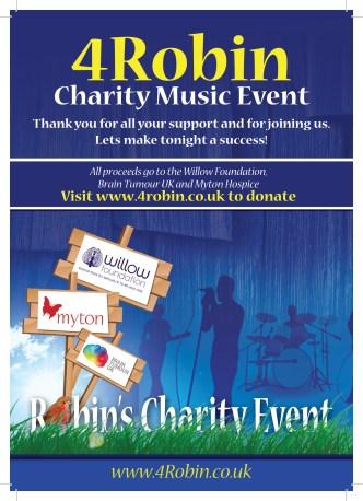 Benn Hall Charity Musical Event