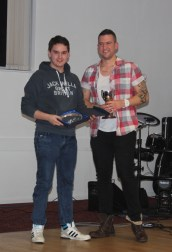 Simon Millward - Winner of the Squash Cup
