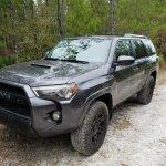 Blackout Chrome On Tailgate Toyota 4runner Forum 4runners Com