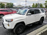Anybody familiar with this roof rack for 5th Gen?