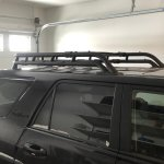 5th Gen Roof Rack Of Trd Pro 2019 Toyota 4runner Forum 4runners Com