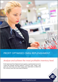 Store & Omni Replenishment Brochure