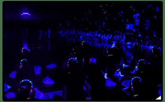 Blackout Pep Rallies!