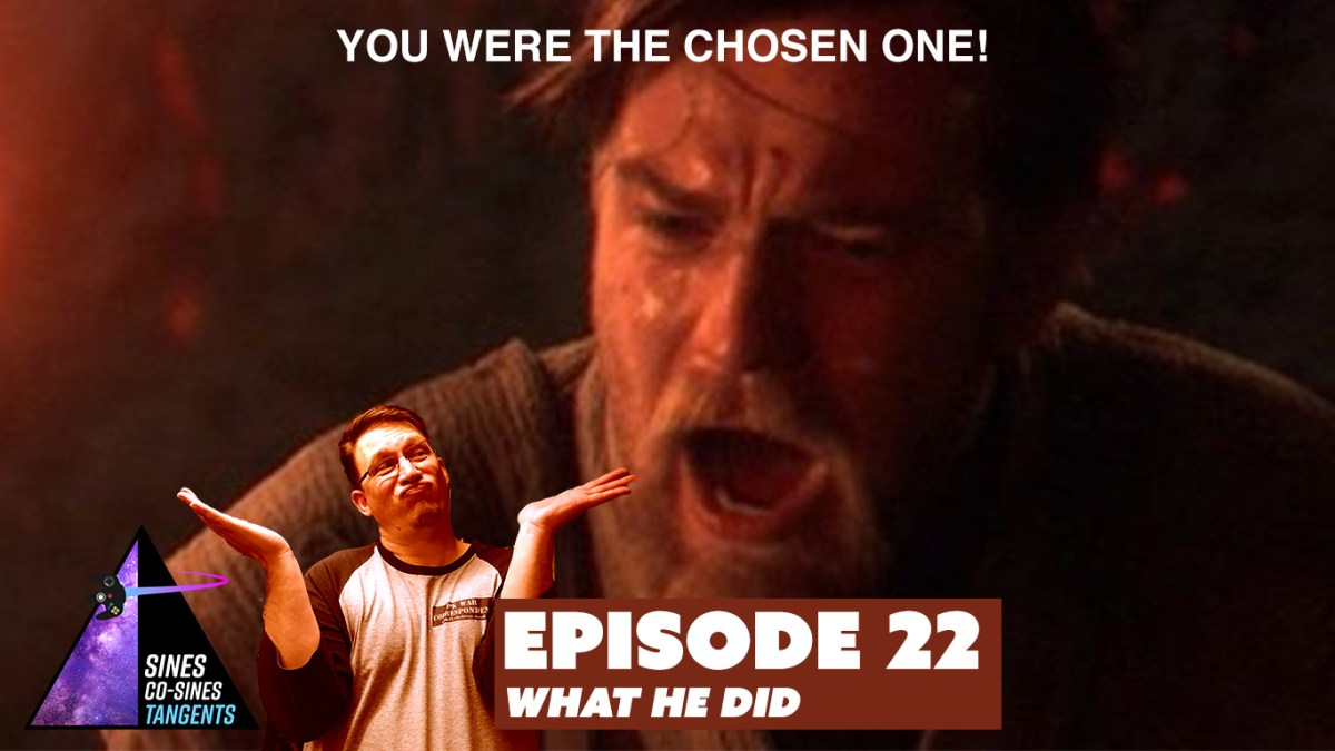 Episode 22: What He Did